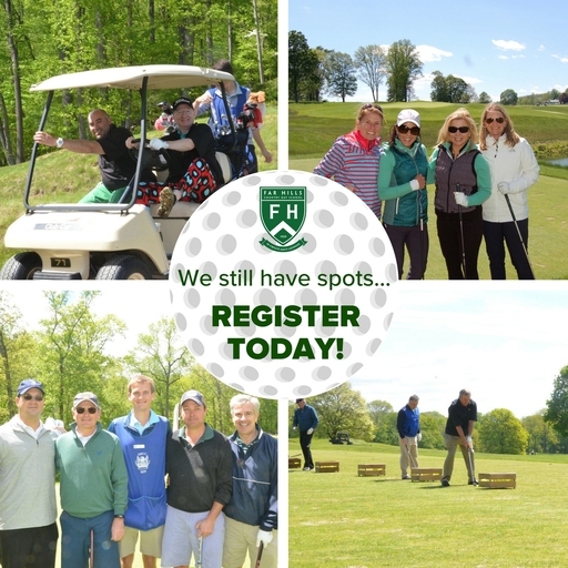 Golf Classic: Register Now