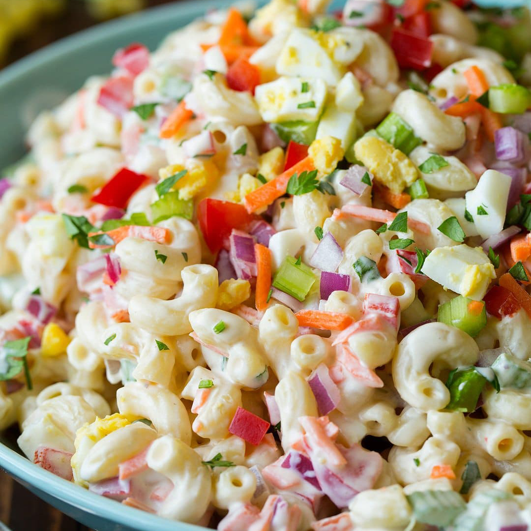 Make Macaroni Salad with Far Hills