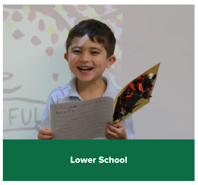 Lower School Virtual Open House