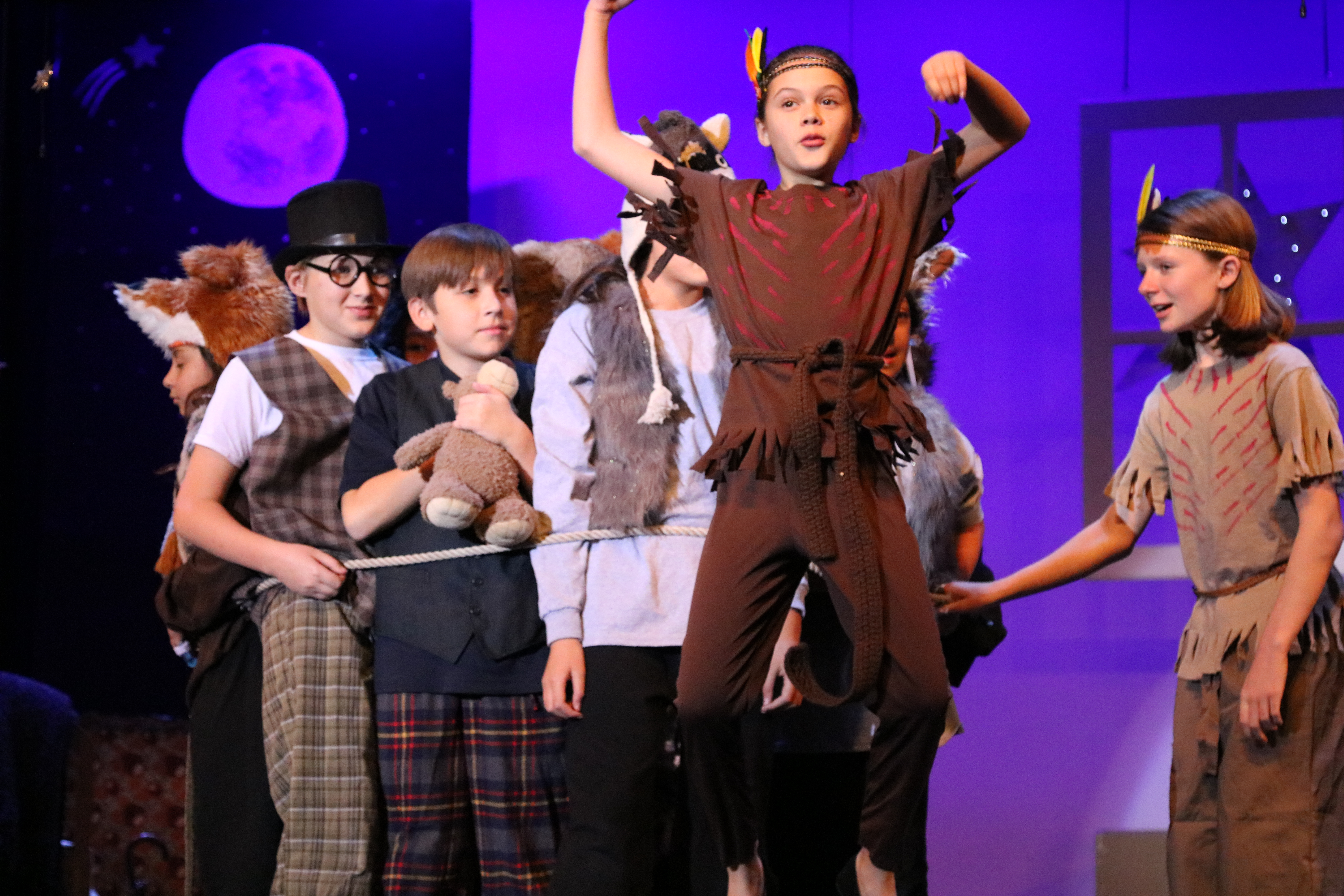 Kestrel House Presents Peter Pan Jr.
